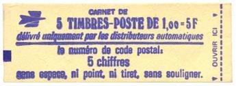 n° 63 -  Timbre France Préoblitérés