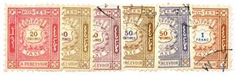n° 72 -  Selo França Pré-obliterados