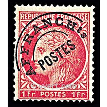 n° 90 -  Timbre France Préoblitérés