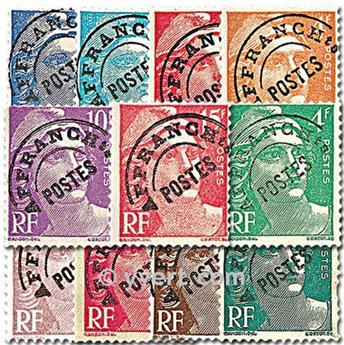 nr. 94/104 -  Stamp France Precancels