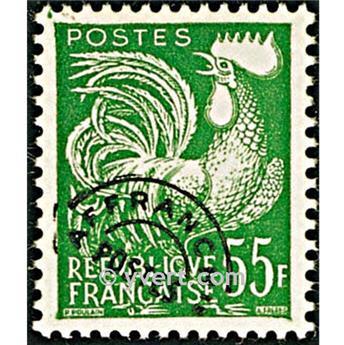 n° 118 - Timbre France Préoblitérés