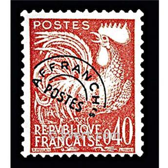 n° 121 - Timbre France Préoblitérés