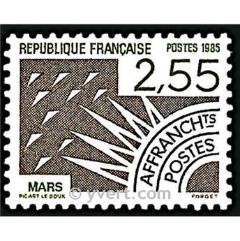 n° 188 -  Selo França Pré-obliterados