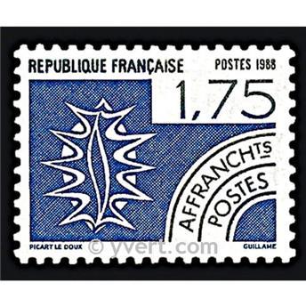 n° 199 -  Selo França Pré-obliterados