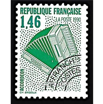 n° 206 -  Selo França Pré-obliterados