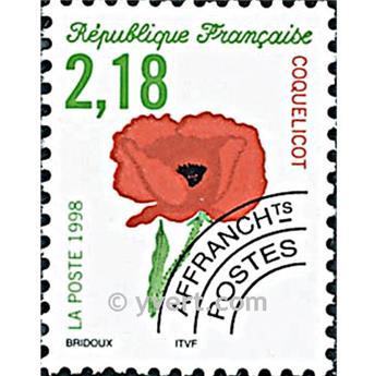 n° 241 -  Selo França Pré-obliterados