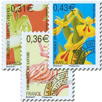 n° 250/252 -  Selo França Pré-obliterados