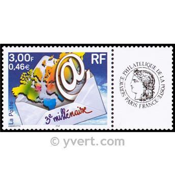 n.o 3365B -  Sello Francia Personalizados