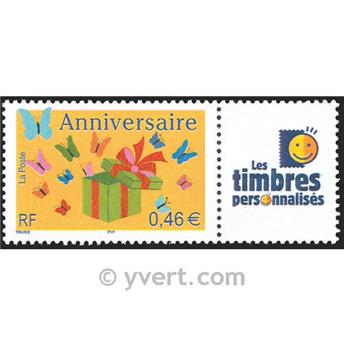 nr. 3480A -  Stamp France Personalized Stamp