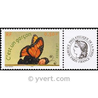 nr. 3635A -  Stamp France Personalized Stamp