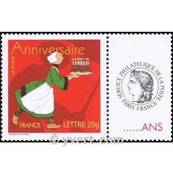 nr. 3778A -  Stamp France Personalized Stamp