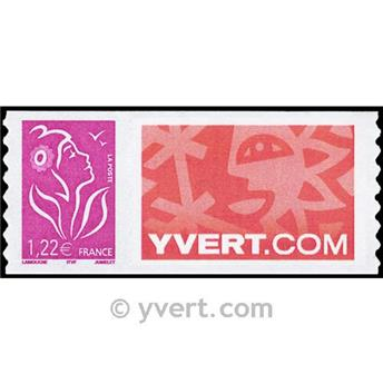 nr. 3802C -  Stamp France Personalized Stamp