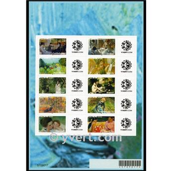 nr. F3866B -  Stamp France Personalized Stamp