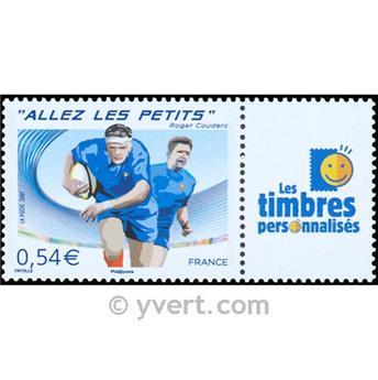 n° 4032A -  Timbre France Personnalisés