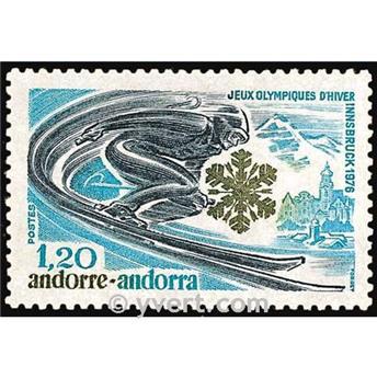 n° 251 -  Selo Andorra Correios