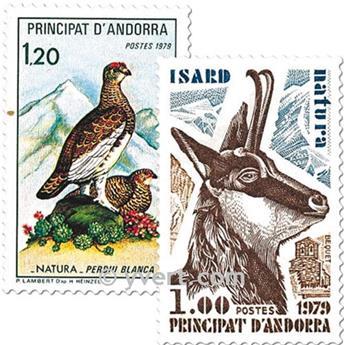 nr. 274/275 -  Stamp Andorra Mail