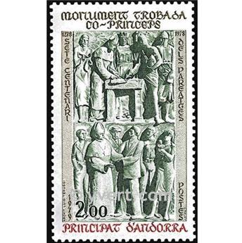 nr. 280 -  Stamp Andorra Mail