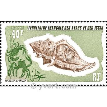 nr. 394 -  Stamp Afars and Issas Mail