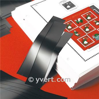 Strips single welding - 26mm (black background)