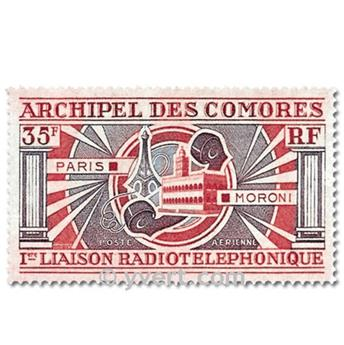 nr. 42/43 -  Stamp Comoro Island Air mail