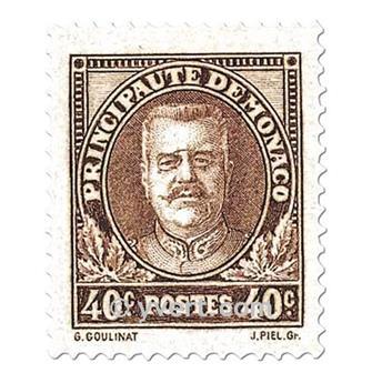 n° 114/118 -  Timbre Monaco Poste