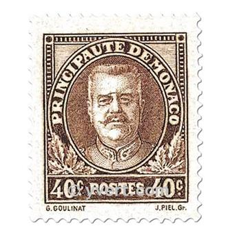 nr. 114/118 -  Stamp Monaco Mail