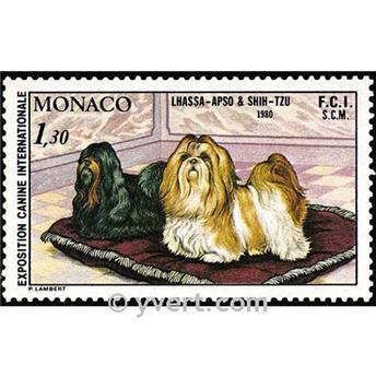 nr. 1232 -  Stamp Monaco Mail