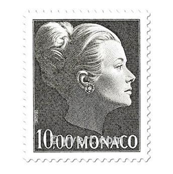 n° 1359 (BF 24) -  Timbre Monaco Poste