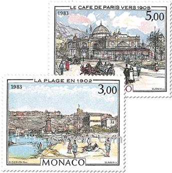 nr. 1385/1386 -  Stamp Monaco Mail