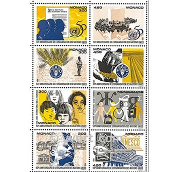 nr. 70 -  Stamp Monaco Souvenir sheets