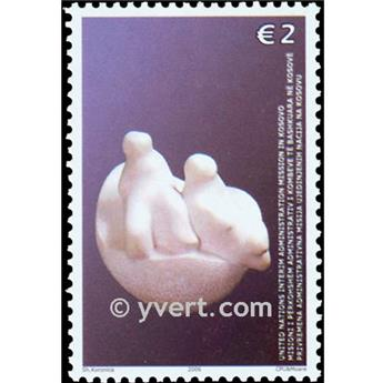nr. 63 -  Stamp Kosovo - UN interim administration Mail