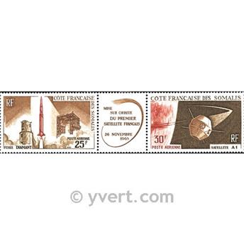 nr. 46A -  Stamp French Somaliland Air Mail