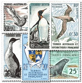nr. 12/17 -  Stamp French Southern Territories Mail