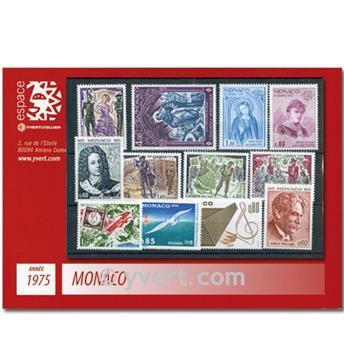 nr. 1003/1042 -  Stamp Monaco Year set (1975)