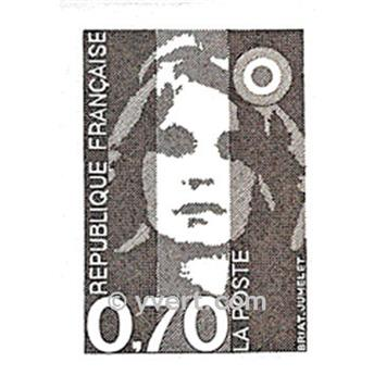 nr. 5 -  Stamp France Self-adhesive