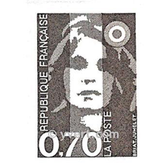 nr. 5 -  Stamp France Self-adhesive