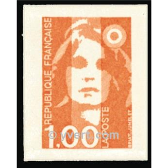 nr. 8 -  Stamp France Self-adhesive