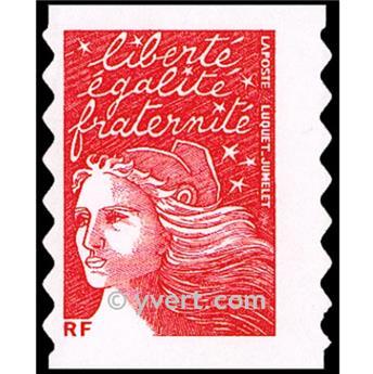 n.o 30 -  Sello Francia Autoadhesivos