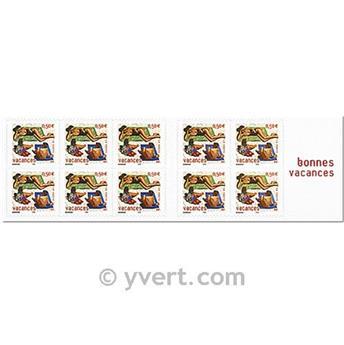 n° BC35 -  Timbre France Autoadhésifs