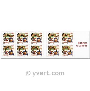 nr. BC35 -  Stamp France Self-adhesive