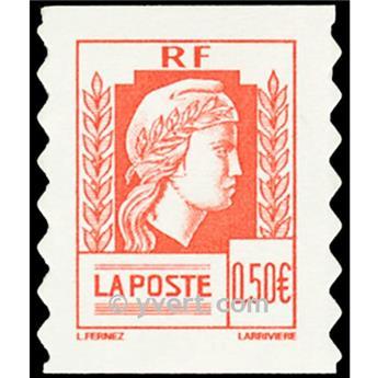 n.o 43 -  Sello Francia Autoadhesivos