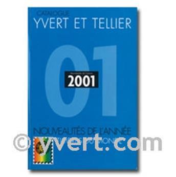 Catálogo Mundial de Novedades 2001
