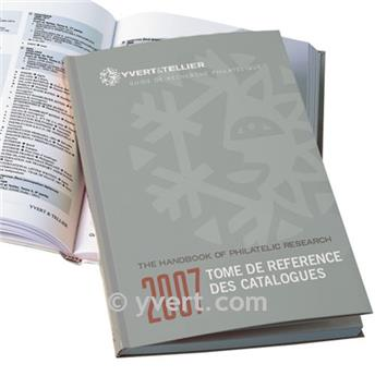 TOME DE REFERENCE - 2007