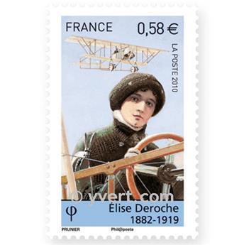 n.o 4504 -  Sello Francia Correos