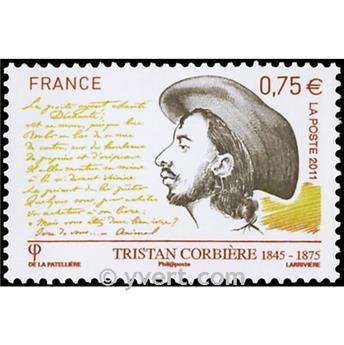 n° 4536 -  Selo França Correios