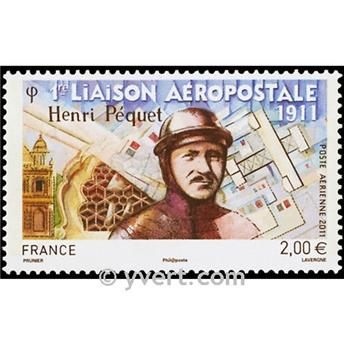 nr. 74 -  Stamp France Air Mail