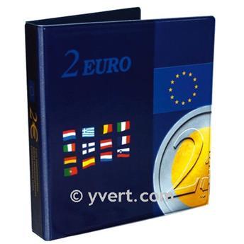 Reliure 2 Euros commémoratifs - MARINI®