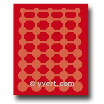 PLATEAU-TIROIR FUME 5 x SERIES DE 1 c. à 2 EUROS