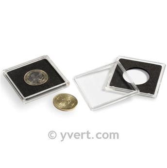 CAPSULES QUADRUM® : 22 mm - FOR 5 CENT