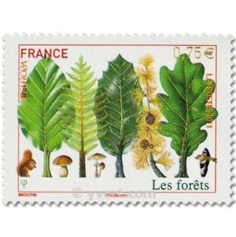 n.o 4551 -  Sello Francia Correos
